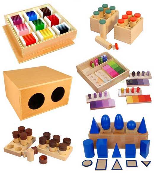 Image result for Montessori materials